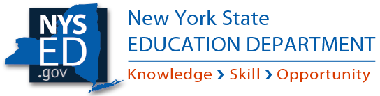 NYS Education Department Logo
